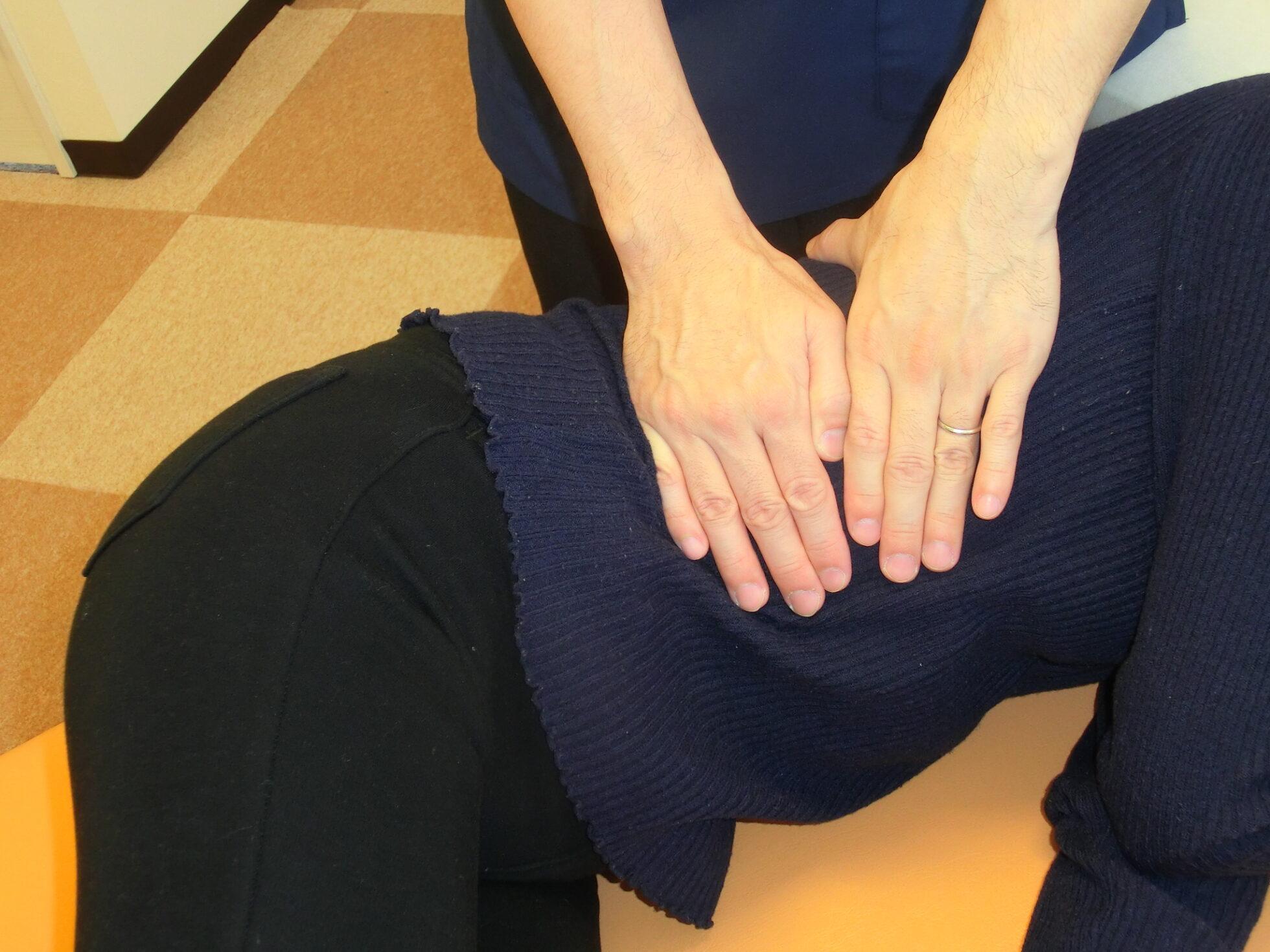 腰痛改善とくびれもできるマジカル骨盤矯正